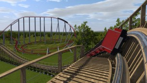 "Worlds of Fun spendiert Holzachterbahn ""Timber Wolf"" 2018 ein neues Finale"
