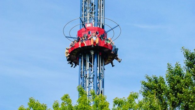 Zamperla Flash Tower