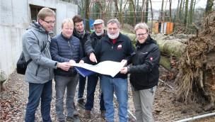 """Geplante Fertigstellung von """"Manitoba"""" im Herbst 2018: Zoo Osnabrück will Nordamerika-Tierwelt noch dieses Jahr eröffnen"""