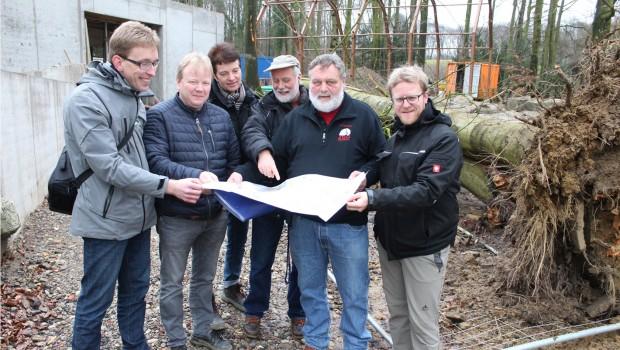 Zoo Osnabrück plant Fertigstellung von Manitoba