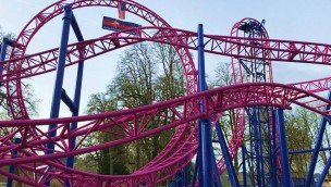 """Adrenaline Peak Roller Coaster"" wird neue Gerstlauer Euro-Fighter-Achterbahn 2018 in Oak's Amusement Park"