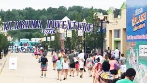 Alabama Splash Adventure Boulevard