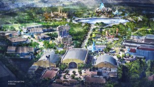 Disneyland Paris vor Mega-Erweiterung mit Star Wars, Frozen und mehr für 2 Milliarden Euro