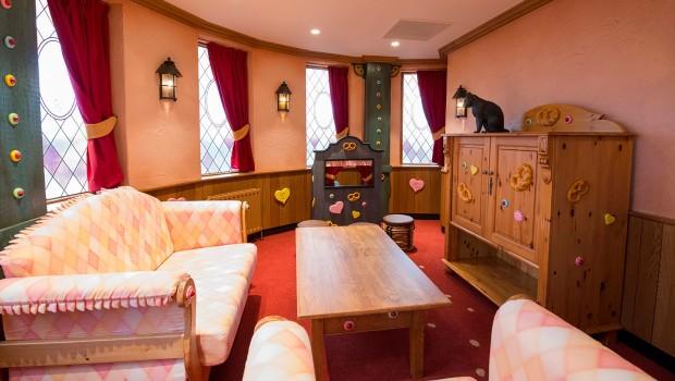 Efteling Hotel Hänsel Gretel Suite