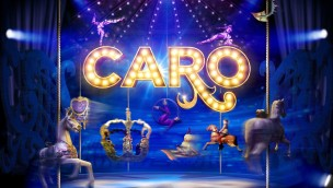 "Efteling-Theater präsentiert 2018 internationale Show ""CARO"""