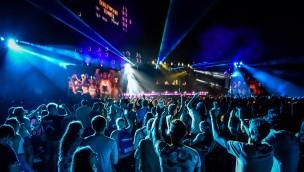 Electroland Disneyland Paris Party bei Nacht