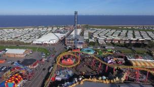 Fantasy Island baut zwei neue Attraktionen zur Eröffnung 2018 und holt Dreh-Achterbahn zurück