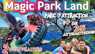 Magic Park Land 2018