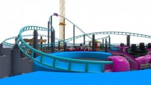 Maurer Rides stellt Spike Spinner mit interaktivem Launch-Effekt vor