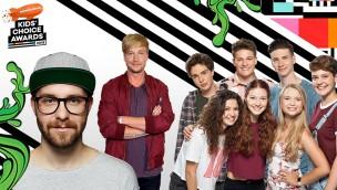 Diese Stars sind bei den Nickelodeon Kids' Choice Awards 2018 im Europa-Park dabei!