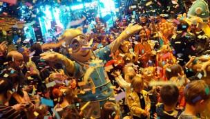 Plopsa feiert Karneval 2018