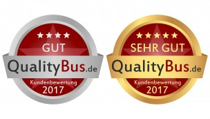 Quality Bus Award 2017