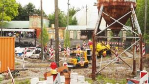 Skyline Park 2018 neu mit Großbaustelle: Themen-Erweiterung geplant