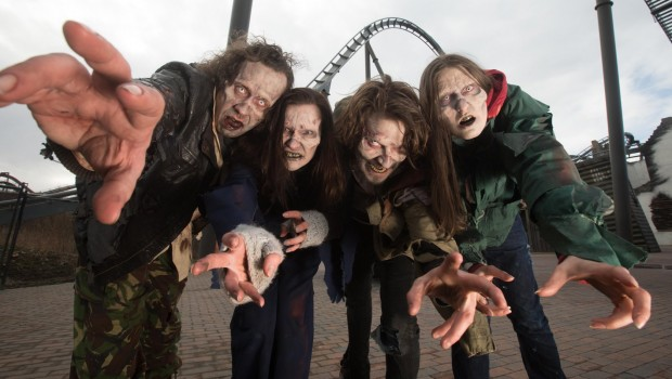 Thorpe Park 2018: The Year of Walking Dead