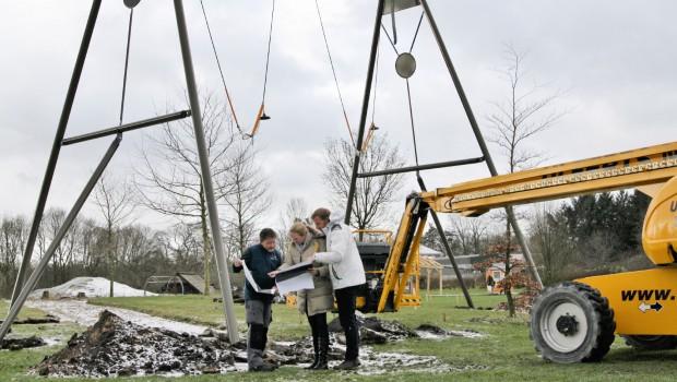Tier- und Freizeitpark Thüle Neuheiten 2018 Baubeginn