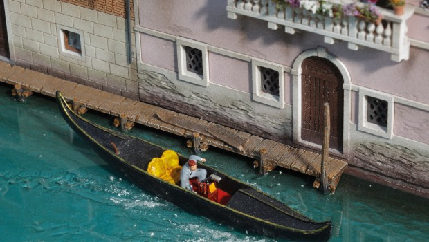 Venedig James Bond Miniatur Wunderland Hamburg