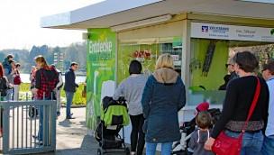 Zoo Karlsruhe öffnet Kassen ab März 2018 länger