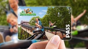 """Bellewaerde 2018 mit neuem Jahreskarten-System: """"Adventure Pass"""" ist individuell zusammenstellbar"""