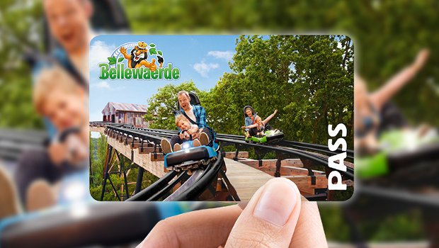 Bellewaerde Adventure Pass
