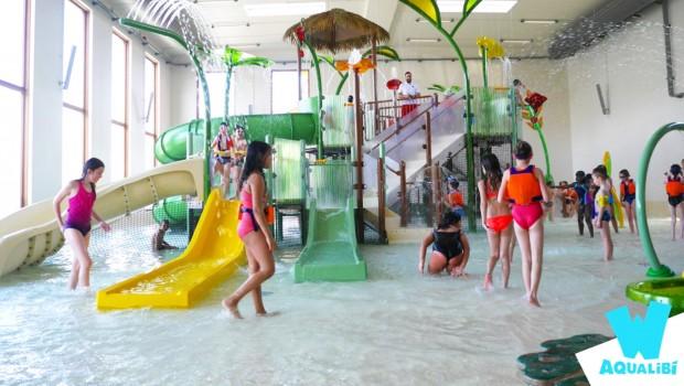 Aqualibi für Kinder - Kiddie Bay