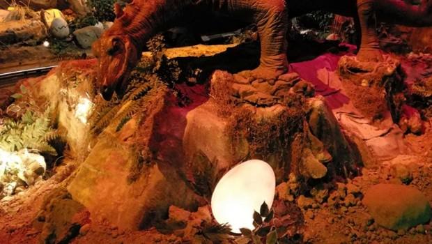 Conny-Land Dino Attack neu 2018 Eier beschützen