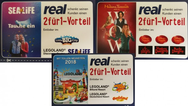 Coupons Real Freizeitparks 2018