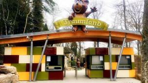 Einbruch in Freizeitpark Traumland auf der Bärenhöhle: Zeugen gesucht