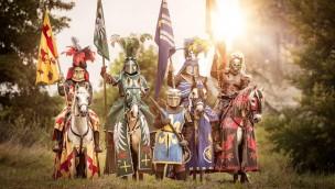Erlebnispark Schloss Thurn: Halber Preis für verkleidete Kinder am Ritter- und Prinzessinnen-Tag 2018