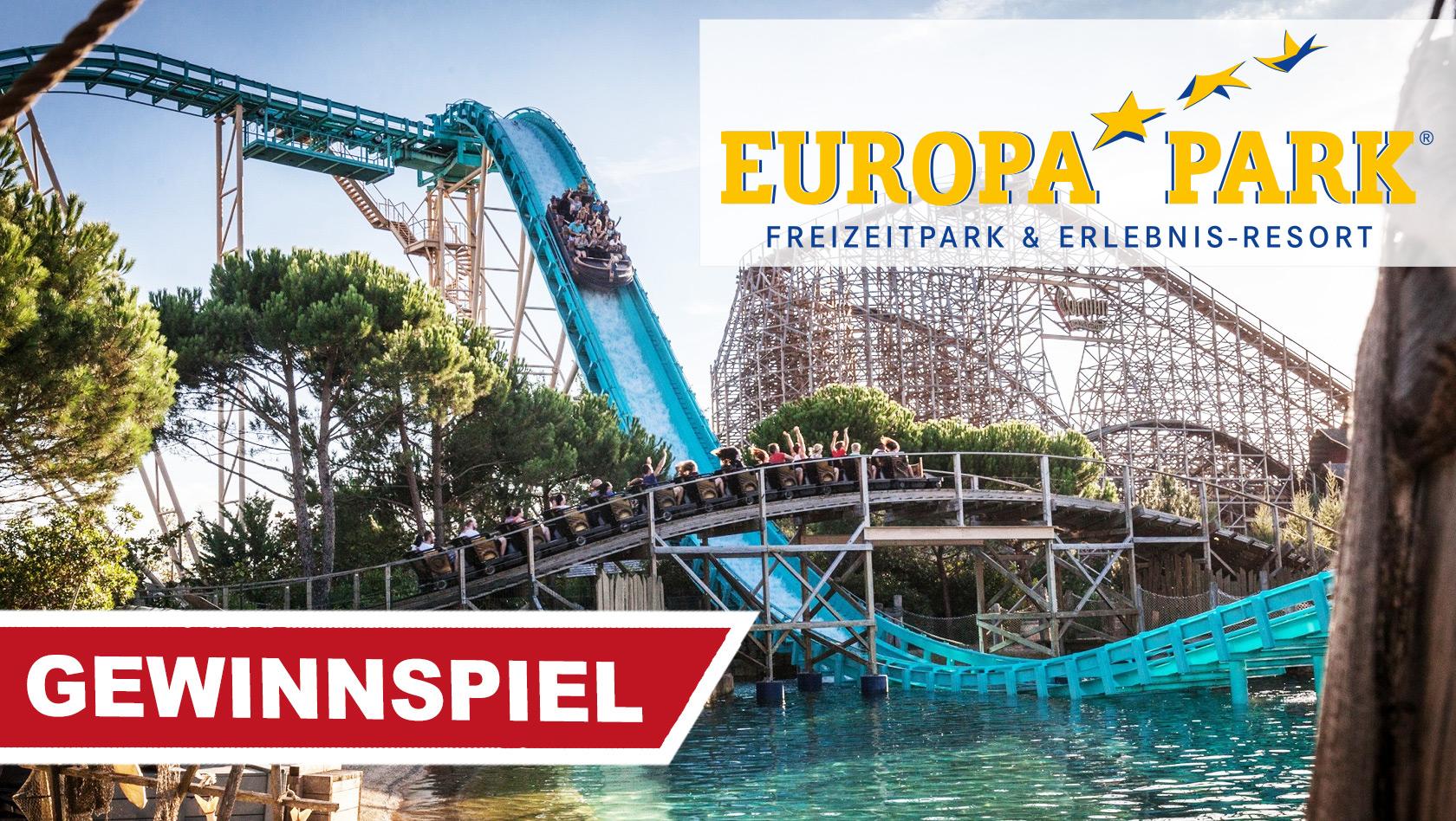Freikarten Europapark