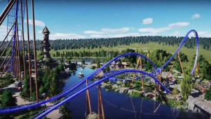Fenix im Toverland in Planet Coaster