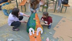 Osterzeit 2018 im Tierpark Hellabrunn: Bastelprogramm, Eieraustellung und mehr!