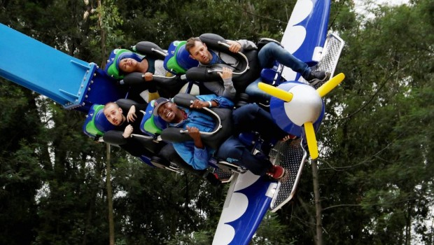 The High Flying Maverick Gold Reef City