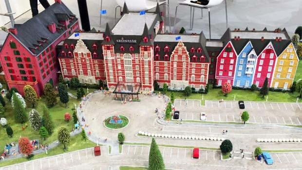Hotel Kronasar Europa-park Modell
