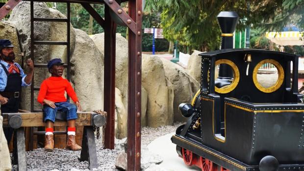 Jim Knopf Europa-Park Reise durch Lummerland