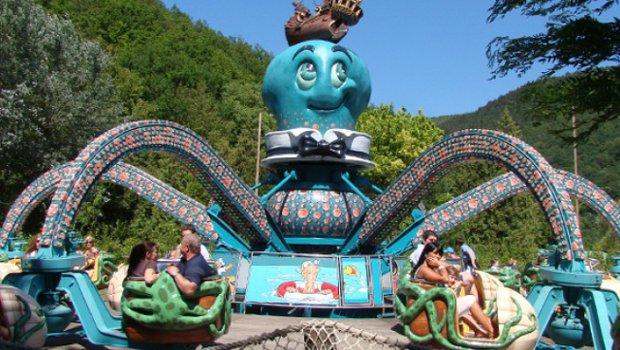 Plopsa Coo Octopus