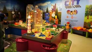 """Neuer """"LEGO City Builder""""-Bereich im LEGOLAND Discovery Centre Oberhausen eingeweiht"""