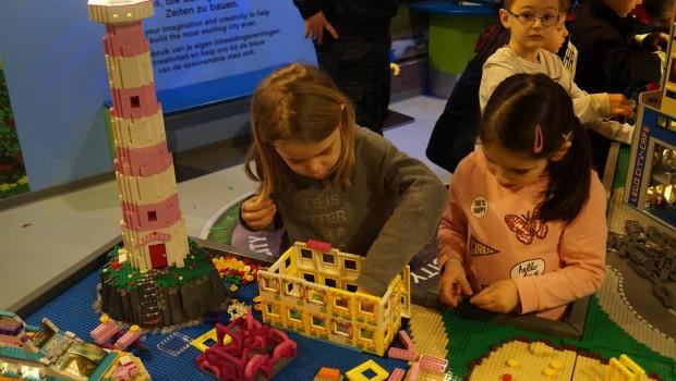 LEGO City Builder Oberhausen Stadt bauen