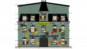 LEGOLAND Windsor plant Geisterhaus mit drehendem Raum für 2019