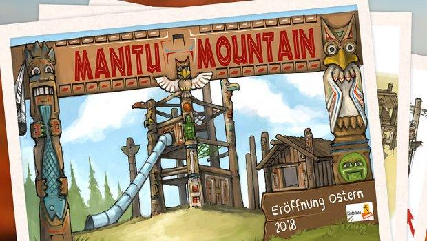 Manitu Montain Wildpark Frankenhof