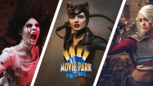 Movie Park Germany 2018 erstmals mit Cosplay Day