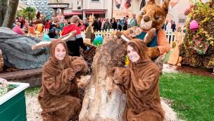 Ostern 2018 im Europa-Park: Mitmach-Aktionen und Puppentheater warten