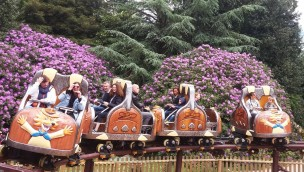 Parc Ange Michel Spinning Coaster Tourbillon