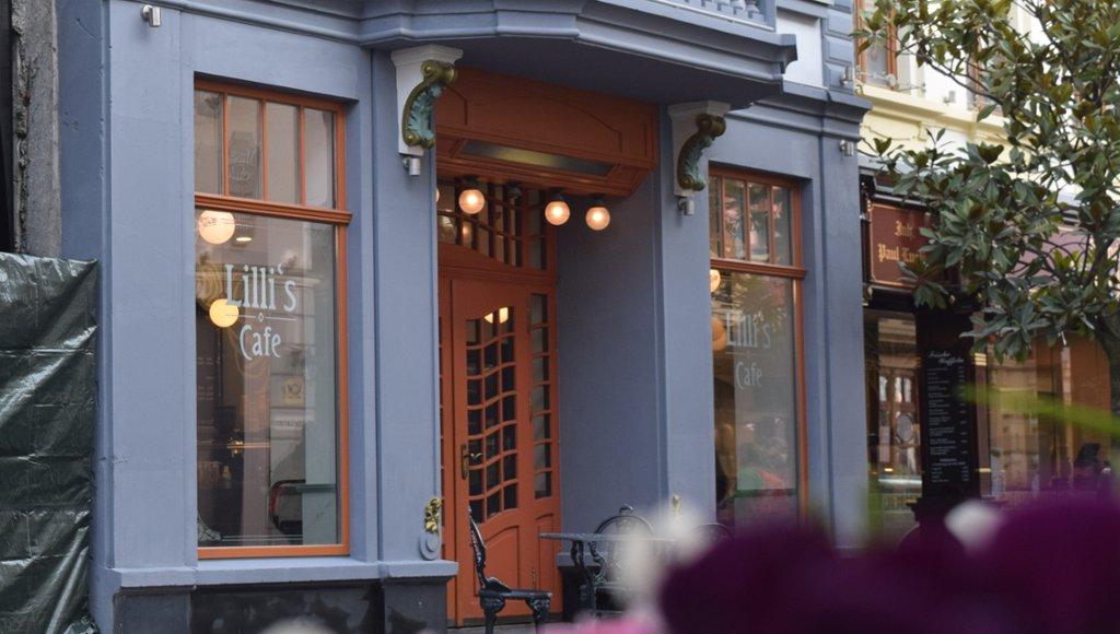 Phantasialand Lilli's Café