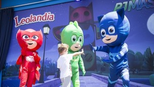 PJ Masks Leolandia Meet & Greet