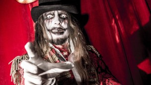 Plopsaland De Panne Halloween Freak Circus