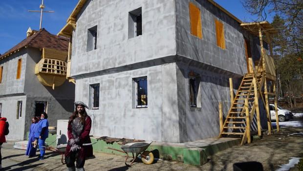Port Royal Baustelle Geiselwind 2018