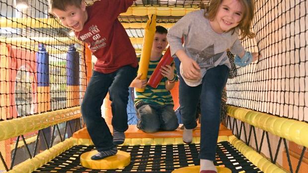 Ravensburger Kinderwelt Kornwestheim Das Verrückte Labyrinth Parcours