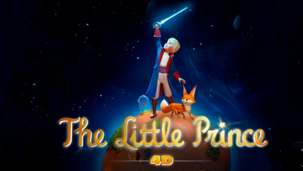 The Little Prince 4D Parque de Atracciones Madrid