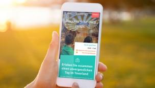 Toverland präsentiert neue Online-Präsenz mit personalisierbarem Parkplan