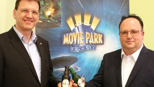 Warsteiner Movie Park Germany Kooperation/Partnerschaft 2018 und 2019